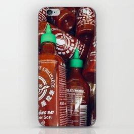 sriracha iPhone Skin
