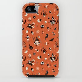 Lil Spookies iPhone Case