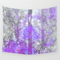 discount Wall Tapestries featuring Old Soul by Aaron Carberry