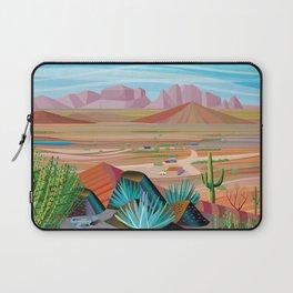 La Pimeria, West Phoenix Laptop Sleeve