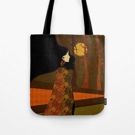 Eleanor. Tote Bag