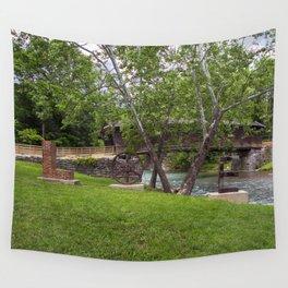 Lovework at the Humpback Bridge Wall Tapestry