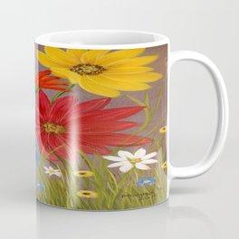Wildflower-2 Coffee Mug
