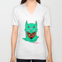 HEROES AND FOES 2 Unisex V-Neck