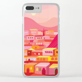 San Miguel Afternoon Clear iPhone Case