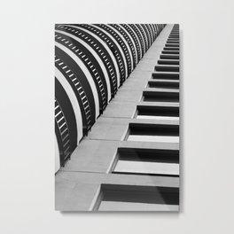 Concrete Structur Metal Print