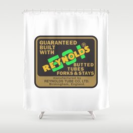 Reynolds 531 - Enhanced Shower Curtain