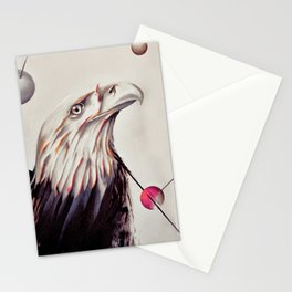 Eagle Force Stationery Cards