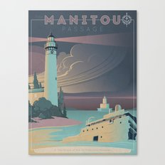 The Manitou Passage Canvas Print