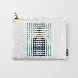 Rene Magritte Remixed Carry-All Pouch