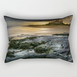 Rocky Shore Rectangular Pillow