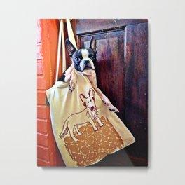 Doggie Bag.  Com'on be more original! Metal Print