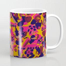 Mexican Spring - árbol de la vida de Metepec 4 Coffee Mug