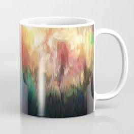 10th Doctor Shockface Coffee Mug
