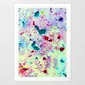 Paint Splatters by tigatigaartworks