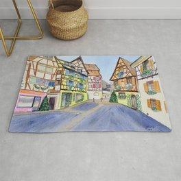 Colmar, France Rug