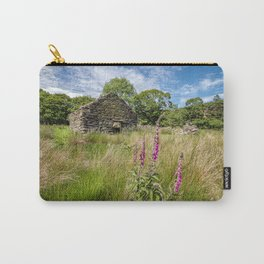 Foxglove Ruin Carry-All Pouch