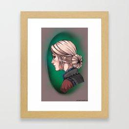 Zireael. Framed Art Print
