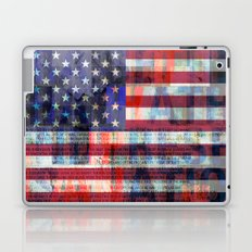 America 3 Laptop & iPad Skin