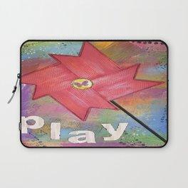 Pinwheel Play Laptop Sleeve
