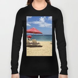 Barbados Beach Day Long Sleeve T-shirt