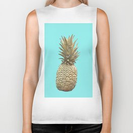 Pineapple dream Biker Tank