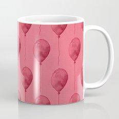 Balloons Watercolor Pattern Mug