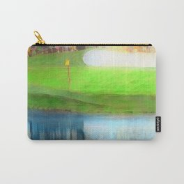 The Masters Golf - The Masters 16th Hole - Augusta National Carry-All Pouch