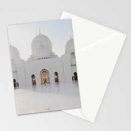 Sheikh Zayed Mosque Stationery Cards
