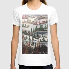 Death & Rebirth of Autumn T-shirt