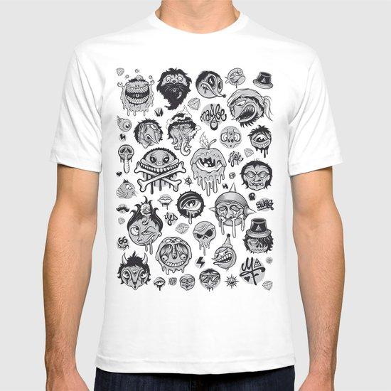 Characters T-shirt