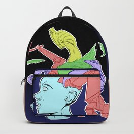 A Creative Mind Backpack