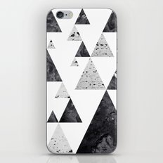 Pyramid Valley iPhone & iPod Skin