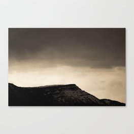 Engineer Mtn Canvas Print