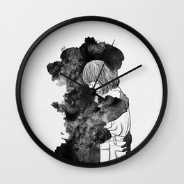 It would takes a life time to get over. Wall Clock