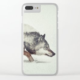 Predator Clear iPhone Case