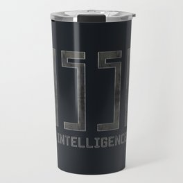 Mossad - Israeli Intelligence Agency Travel Mug
