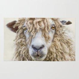Longwool Sheep Rug