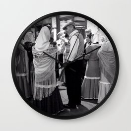 May I have this dance? Wall Clock