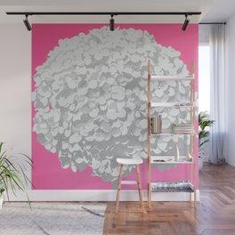 Bubblegum Wall Mural