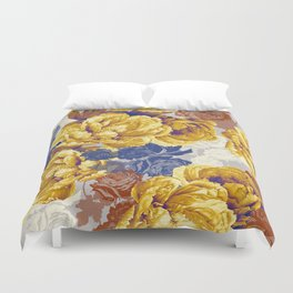 the big yellow Duvet Cover