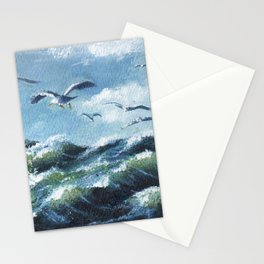 Océan Stationery Cards