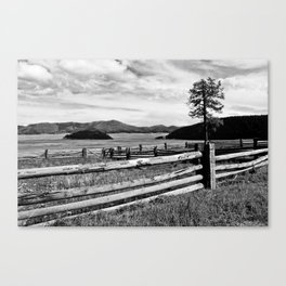 Whispering Winds Canvas Print