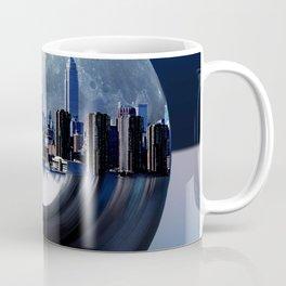new york  city music 2 Coffee Mug