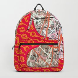 Flight of Color - Girl Backpack