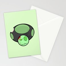 Zombie Toad Stationery Cards