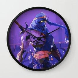 Bedouin - Genji Wall Clock