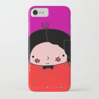 rapunzel iPhone & iPod Cases featuring Rapunzel by Soju Shots