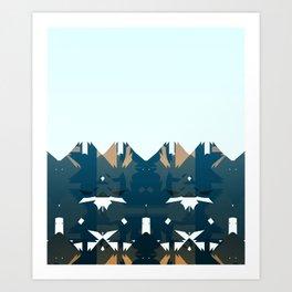 93018 Art Print