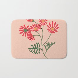 Look for Light - Coral + Apricot Bath Mat